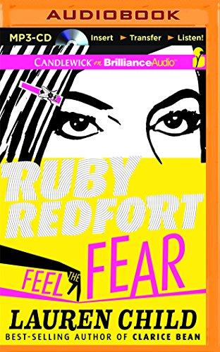 9781511372022: Ruby Redfort Feel the Fear