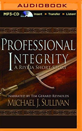 Professional Integrity: A Riyria Chronicles