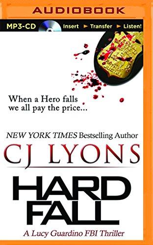 9781511372947: Hard Fall (Lucy Guardino FBI Thrillers)