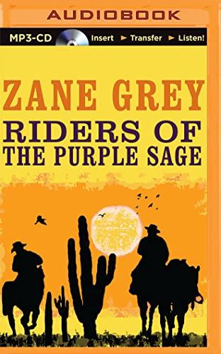9781511373210: Riders of the Purple Sage