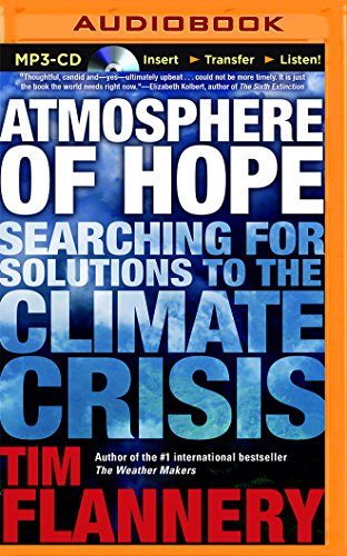 9781511376518: Atmosphere of Hope: Searching for Solutions to the Climate Crisis