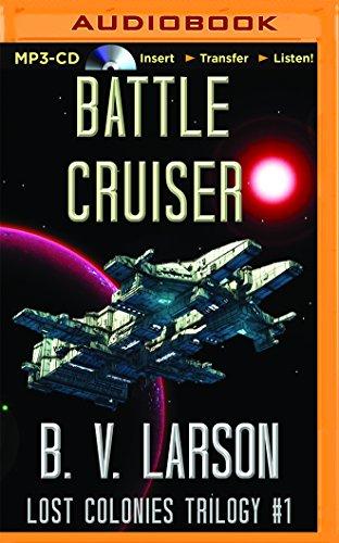 9781511376716: Battle Cruiser (Lost Colonies)