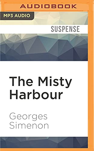 9781511376914: The Misty Harbour (Inspector Maigret)