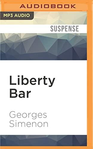 9781511376921: Liberty Bar (Inspector Maigret)