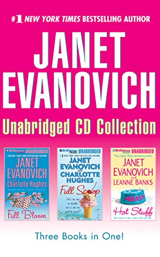 9781511384735: Janet Evanovich - Collection: Full Bloom & Full Scoop & Hot Stuff