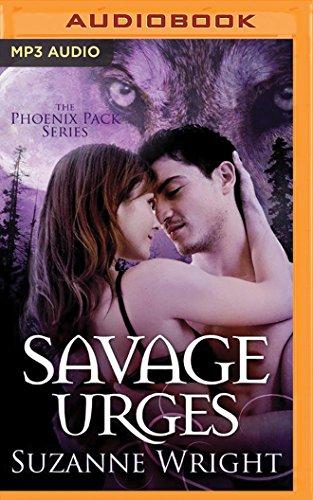 9781511391764: Savage Urges (The Phoenix Pack Series)