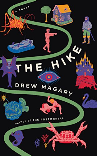 The Hike (Compact Disc): Drew Magary