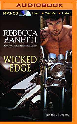 Wicked Edge (Realm Enforcers): Rebecca Zanetti
