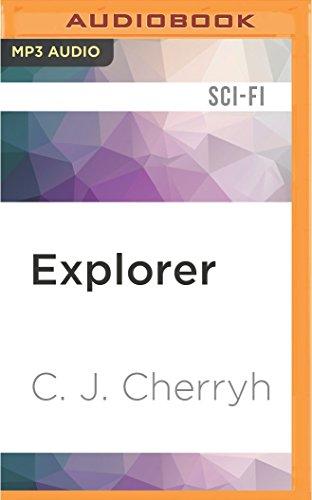 Explorer: Foreigner Sequence 2, Book 3: C. J. Cherryh