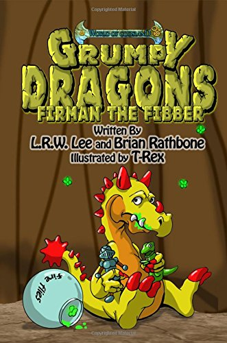 9781511403054: Grumpy Dragons - Firman the Fibber: A dragon book for kids and early readers