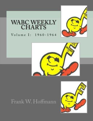 WABC Weekly Charts: Volume I: 1960-1964: Hoffmann, Frank W.
