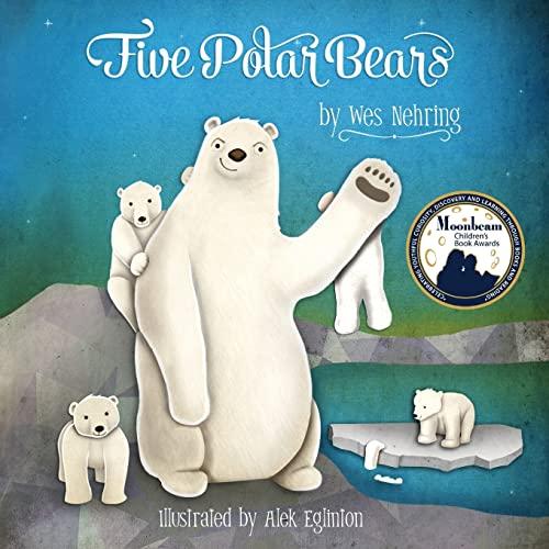 9781511411004: 5 Polar Bears