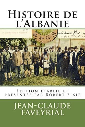 9781511411301: Histoire de l'Albanie