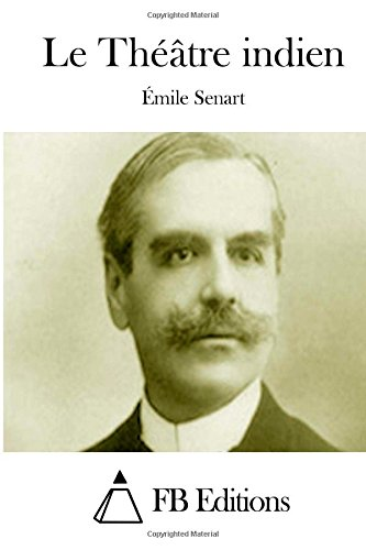 9781511411998: Le Théâtre indien (French Edition)