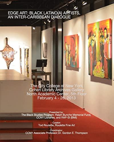9781511417952: Edge Art: Black Latino(a) Artists, An Inter Caribbean Dialogue