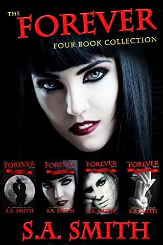 9781511419062: Forever: The Complete Four Book Set (Dreamer, Royal Blood, Seeking Sebastian, The Ties That Bind) (Volume 5)