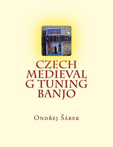 9781511425933: Czech Medieval G tuning Banjo