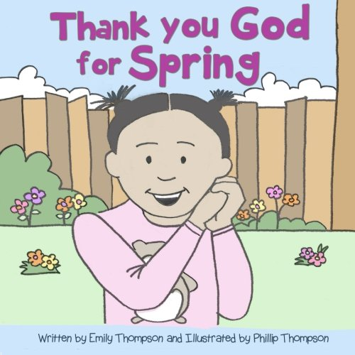 9781511431996: Thank you God for Spring