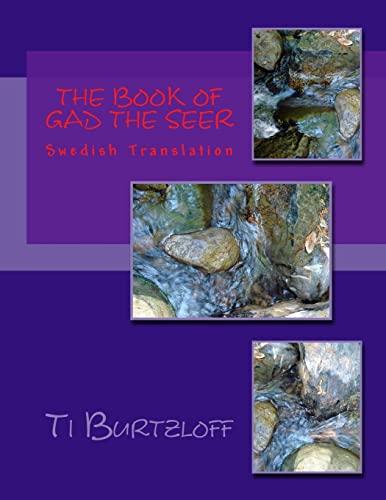The Book of Gad the Seer: Swedish: Ti Burtzloff