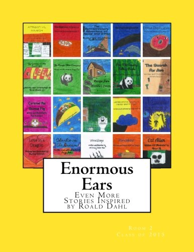 9781511440370: Enormous Ears: Even More Stories Inspired by Roald Dahl