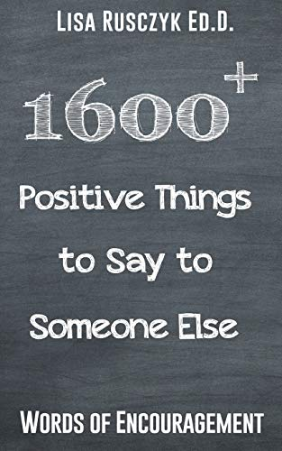 9781511440851: 1600+ Positive Things to Say to Someone Else