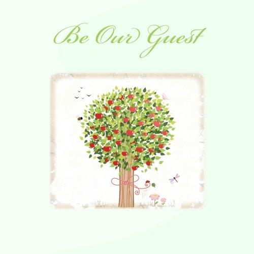 9781511449700: Be Our Guest: Wedding Guest Book in All Departments