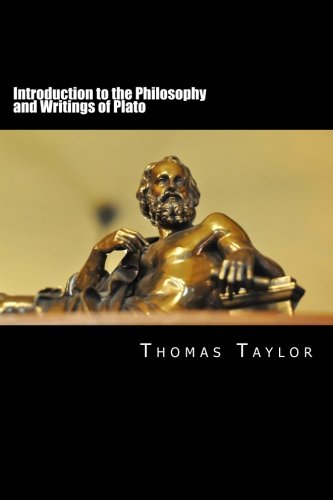 9781511455398: Introduction to the Philosophy and Writings of Plato