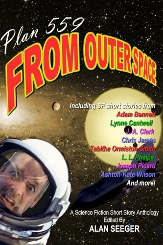 Plan 559 From Outer Space: Chris James