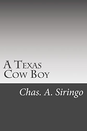 9781511491938: A Texas Cow Boy