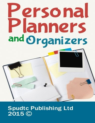 9781511509459: Personal Planners and Organizers