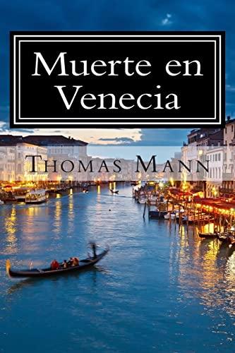 9781511513470: Muerte en Venecia (Spanish Edition)