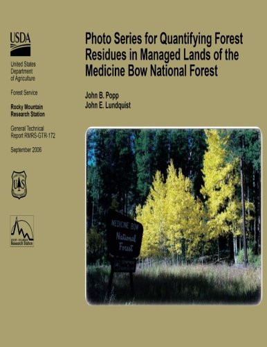 Photo Series for Qunatifying Forest Residues in: United States Department