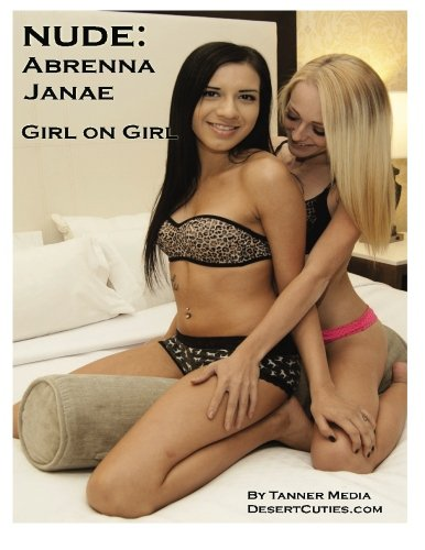9781511517935: NUDE: Abrenna Janae and Ashley Moore (Volume 38)