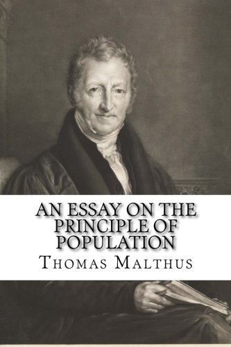 9781511519113: An Essay on the Principle of Population