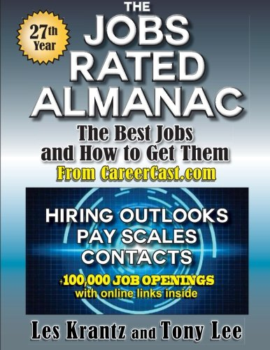 9781511528856: The Jobs Rated Almanac: The Best Jobs and How to Get Them