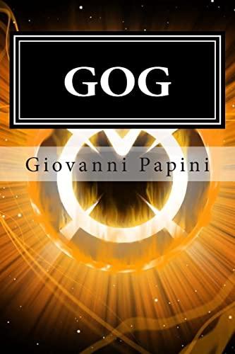 9781511531474: Gog (Spanish Edition)