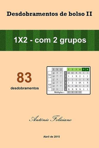 9781511535502: Desdobramentos de bolso II: 1X2 - com 2 grupos (Portuguese Edition)