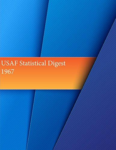 9781511537902: USAF Statistical Digest 1967 (USAF Summary)