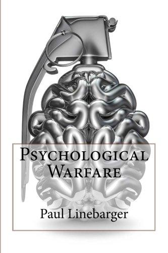 9781511545884: Psychological Warfare