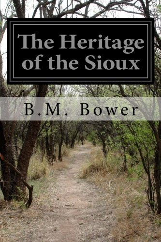 9781511554664: The Heritage of the Sioux