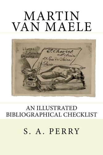9781511555142: Martin Van Maele: An Illustrated Bibliographical Checklist