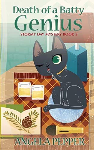 9781511560467: Death of a Batty Genius (Stormy Day Mystery) (Volume 3)