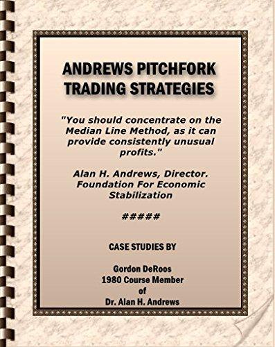 9781511564236: Andrews Pitchfork Trading Strategies