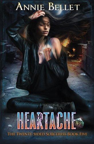 9781511566223: Heartache (The Twenty-Sided Sorceress) (Volume 5)