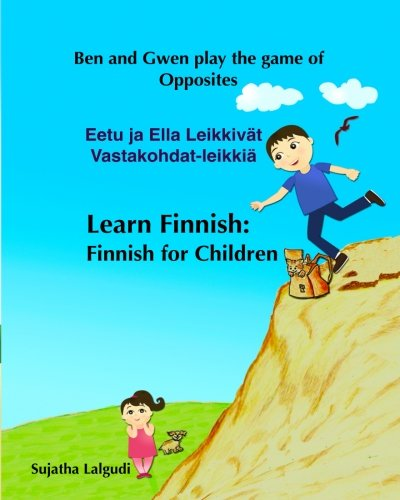 9781511577281: Learn Finnish:Finnish for Children: (Bilingual Edition) English Finnish Children's Picture book. Children's book in Finnish. Learn Finnish for Kids ... Finnish books for Children) (Volume 4)