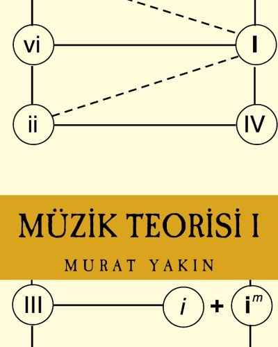 9781511587464: Müzik Teorisi I (Volume 1) (Turkish Edition)