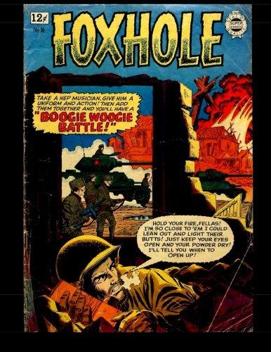 9781511589734: Foxhole #16: War Comic 1964