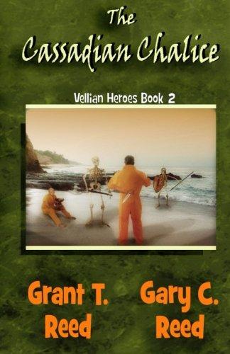 9781511594356: The Cassadian Chalice (Vellian Heroes) (Volume 2)