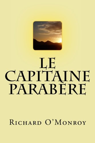 9781511594868: Le capitaine Parabere (French Edition)