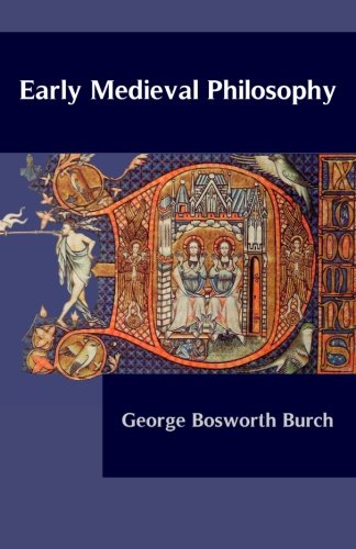 9781511603201: Early Medieval Philosophy